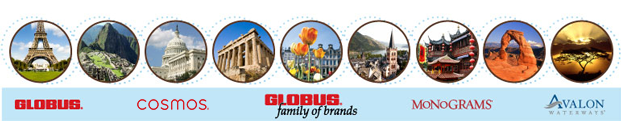 Travel Agent Portal Footer